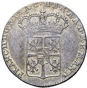20 Soldi - Franz II – obverse