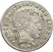 3 Kreuzer - Ferdinand I – obverse