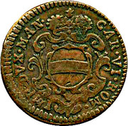 1 Soldone - Karl VI – obverse