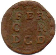 1 Soldo - Duchy of Mantua – reverse