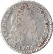 1 Lira - Ferdinando Gonzaga – obverse