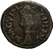 Quattrino - Francesco II Gonzaga – reverse
