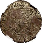 1 Lira - Carlo I – obverse