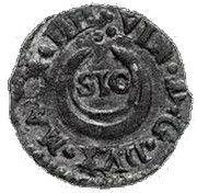 Quattrino - Vincenzo I Gonzaga – obverse