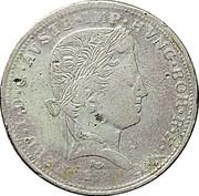 1 Fiorino - Ferdinand I – obverse