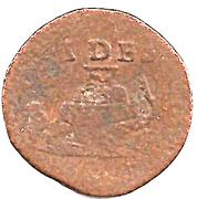 Quattrino - Federico II Gonzaga – reverse
