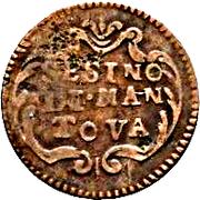 1 Sesino - Maria Theresia – reverse