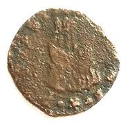 Quattrino - Francesco II – reverse