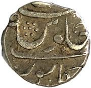 Rupee - Maratha confederacy (Bankapur mint) – reverse