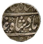1 Rupee - Shah Alam II (Ahmadabad Mint) – obverse