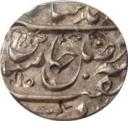 1 Rupee - Shah Alam II (Aurangnagar - Mulher mint) – obverse
