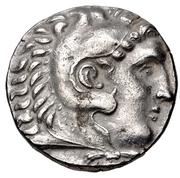 Tetradrachm (Imitation of Tetradrachm of Alexander III) – obverse