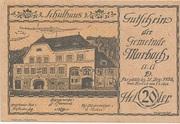20 Heller (Marbach) – obverse