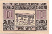 10 Heller (Marchtrenk) -  obverse