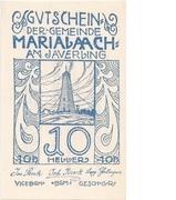 10 Heller (Maria  Laach) -  obverse