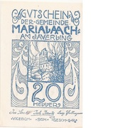 20 Heller (Maria  Laach) -  obverse