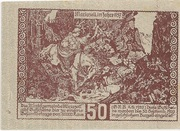 50 Heller (Mariazell) -  reverse