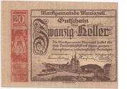 20 Heller (Mariazell) -  obverse
