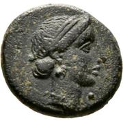 Bronze Æ13 - Timocharis – obverse