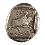 Siglos - Timocharis – reverse