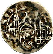 1 Pfennig -  Eberhard I (Iserlohn) – reverse