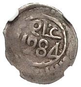¼ Dirham - Sidi Mohammed IV (2nd Standard; Fes) – reverse