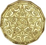 50 Centimes - Yusuf (Piedfort Essai; 6g Al-Br) -  obverse