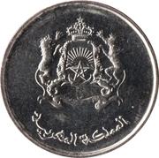 ½ Dirham - Mohammed VI -  obverse