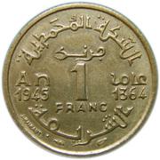 1974 1 2 franc coin value