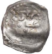 "1 Dirham - Sidi Mohammed III (1st Standard; Marrakesh, ""ahad"" type) – reverse"