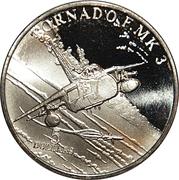 5 Dollars (Tornado F. MK 3 - Bomber) – reverse