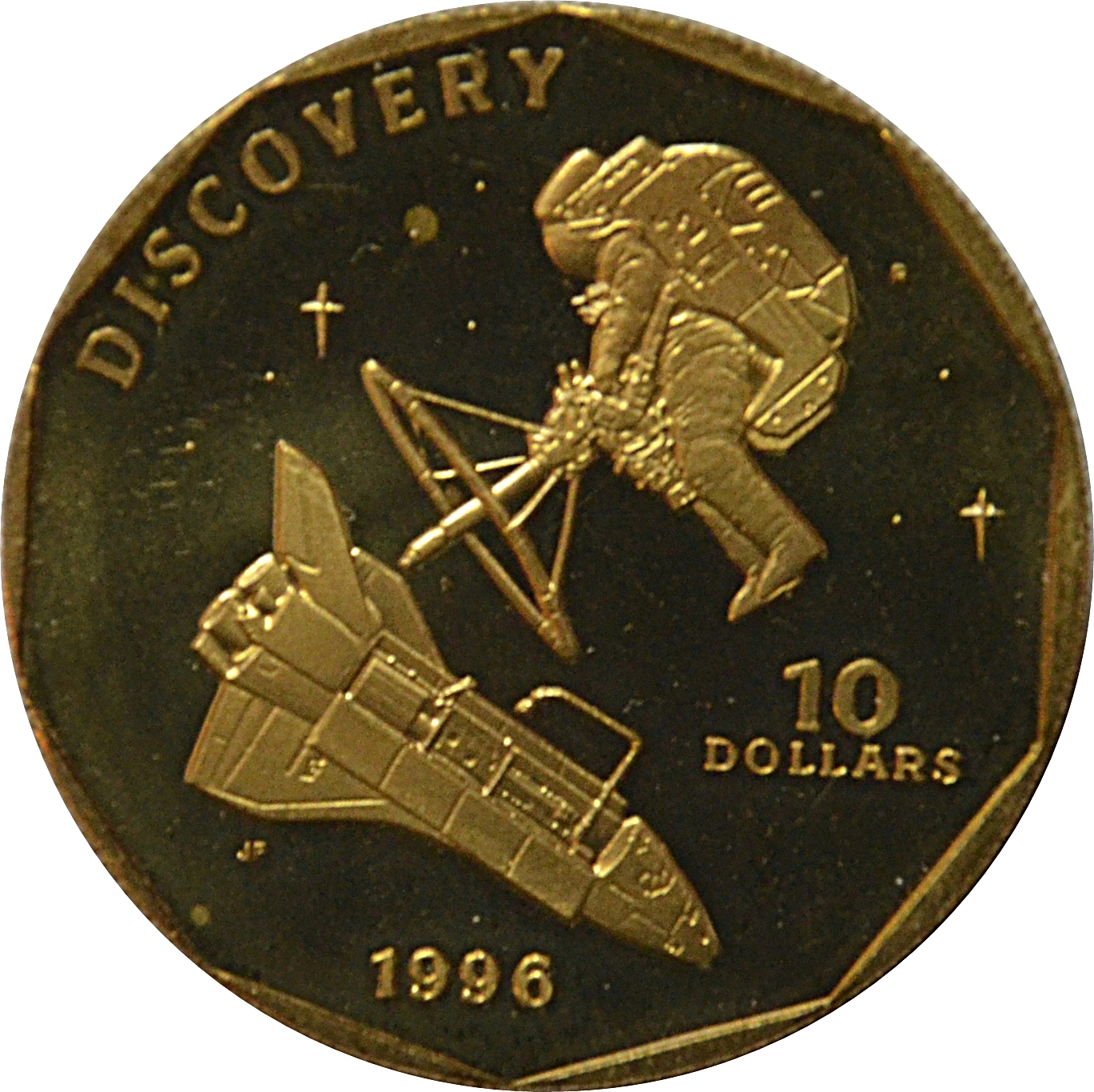 space shuttle discovery coin worth