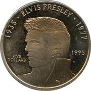 5 Dollars (Elvis Presley) – reverse