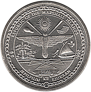 5 Dollars (To the Heroes of the Battle of Midway) – obverse