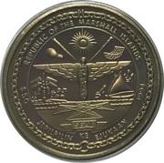 50 Dollars (Mercury) – obverse
