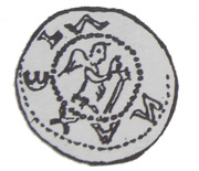 Brakteat - Leszek Bolesławowic (Płock mint) – obverse