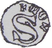 Denar - Siemowit III Starszy (Płock mint) – obverse