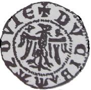 Półgrosz - Siemowit III Starszy (Płock mint) – reverse