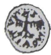 Denar - Siemowit IV (Płock mint) – obverse