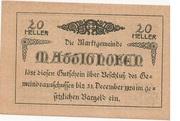 20 Helller (Mattighofen) -  obverse