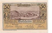 50 Heller (Mattsee) -  obverse