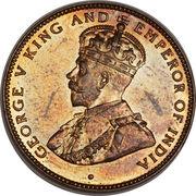 2 Cents - George V – obverse