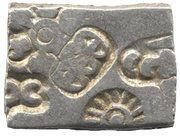 1 Karshapana - Ashoka (Mauryan Empire) -  obverse