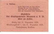 10 Heller (Mautern) -  reverse
