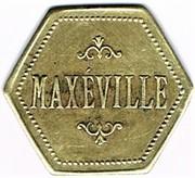 60 Centimes - Maxeville – obverse