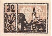 20 Heller (Maxglan) – reverse