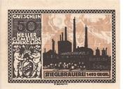 50 Heller (Maxglan) -  reverse