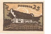 25 Pfennig (Neukloster) – reverse