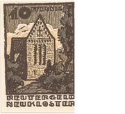 10 Pfennig (Neukloster) – obverse