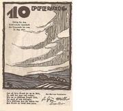 10 Pfennig (Neukloster) – reverse